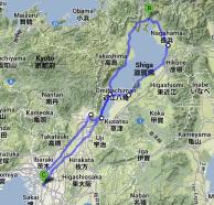 biwako route